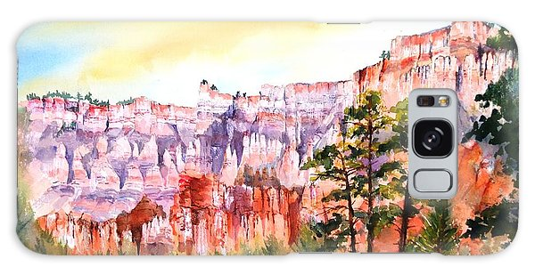 Bryce Canyon #3 Galaxy Case