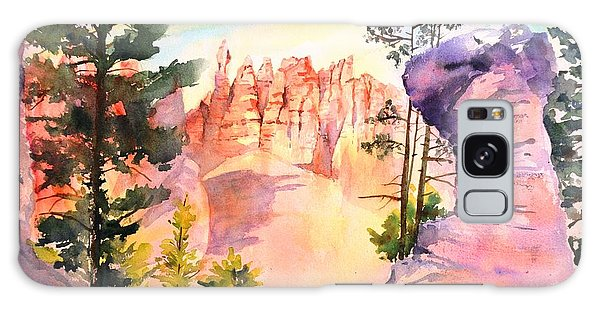 Bryce Canyon #4 Galaxy Case