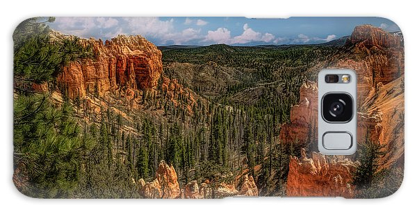 Bryce Canyon From The Top Galaxy Case