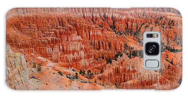Bryce Canyon Megapixels Galaxy Case