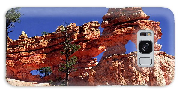 Bryce Canyon National Park Galaxy Case by Sally Weigand