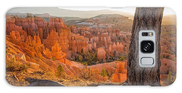 Dawn Galaxy Case - Bryce Canyon National Park Sunrise 2 - Utah by Brian Harig