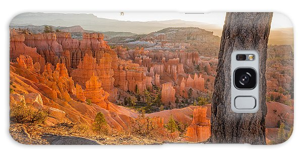Bryce Canyon National Park Sunrise 2 - Utah Galaxy Case