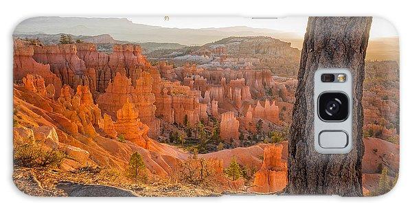 Bryce Canyon National Park Sunrise 2 - Utah Galaxy Case by Brian Harig
