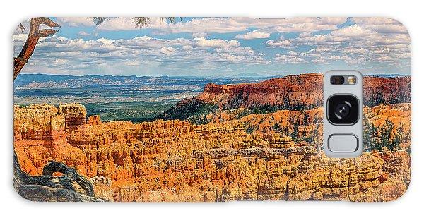 Bryce Canyon Overlook Galaxy Case