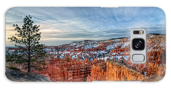 Bryce Canyon Sunrise Galaxy Case