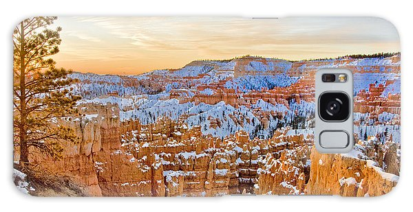 Bryce Canyon Sunset Galaxy Case