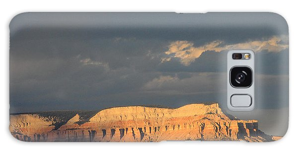 Bryce Canyon Thunderstorm  Galaxy Case