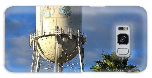 Bradenton Galaxy Case - Bradenton Florida's Water Tower by David Lee Thompson