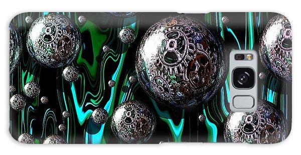 Bubble Abstract 1e Galaxy Case