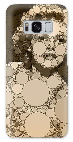 Majestic Galaxy Case - Bubble Art Judy Garland by John Springfield