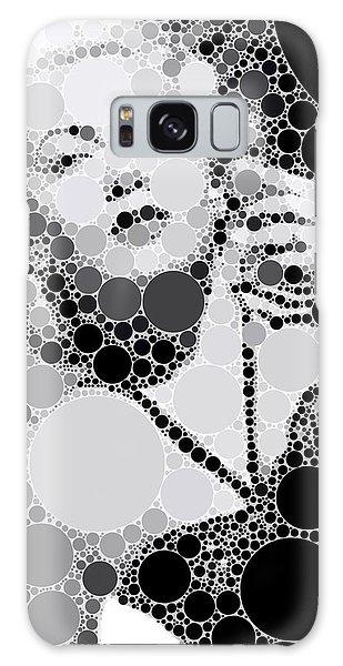 Majestic Galaxy Case - Bubble Art Lana Turner by John Springfield