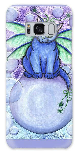 Bubble Fairy Cat Galaxy Case