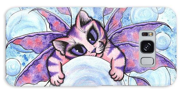 Bubble Fairy Kitten Galaxy Case