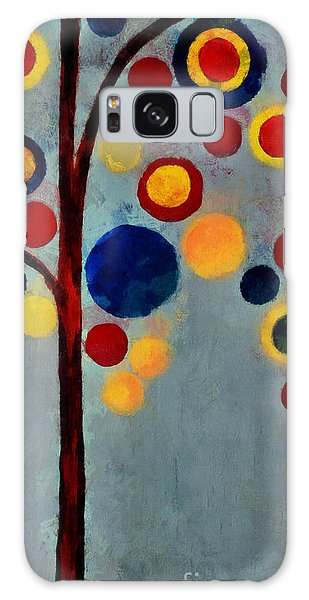 Bubble Tree - Dps02c02f - Right Galaxy Case by Variance Collections