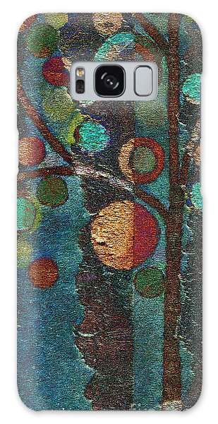 Bubble Tree - Spc02bt05 - Left Galaxy Case by Variance Collections
