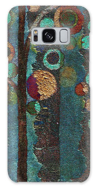 Bubble Tree - Spc02bt05 - Right Galaxy Case by Variance Collections