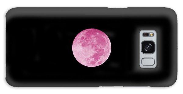 Bubblegum Moon Galaxy Case