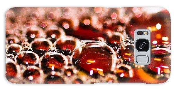 Bubbles Galaxy Case