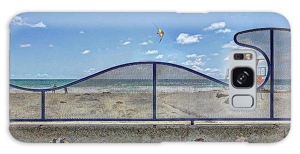 Buccaneer Beach Galaxy Case