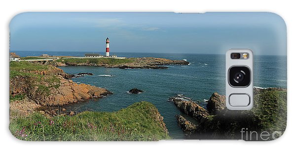 Buchan Ness Lighthouse And The North Sea Galaxy Case