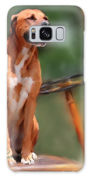 Buck Galaxy Case by Colleen Taylor