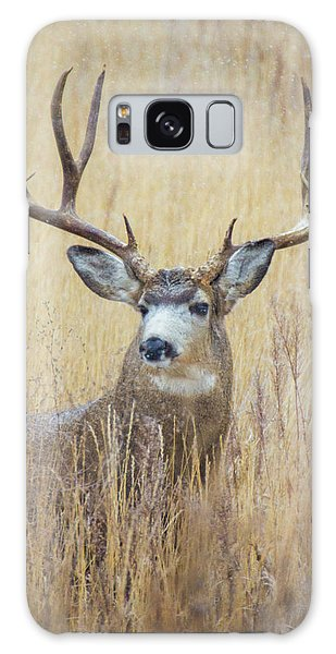 Buck In Snow Galaxy Case
