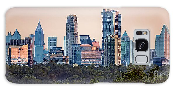 Buckhead Atlanta Skyline Galaxy Case