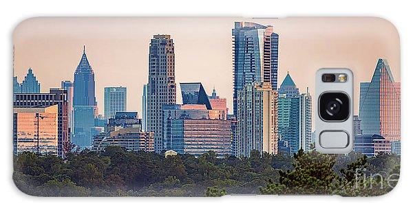Buckhead Atlanta Skyline Galaxy Case