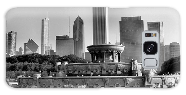 Buckingham Fountain - 2 Galaxy Case