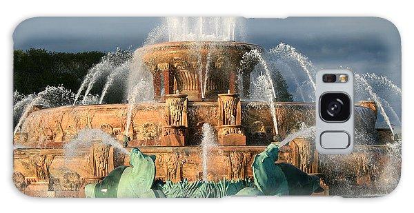 Buckingham Fountain Galaxy Case
