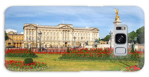 Buckingham Palace And Garden Galaxy Case
