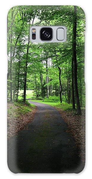 Buckner Farm Path Galaxy Case