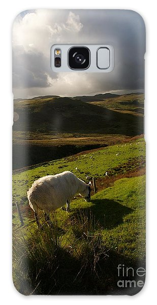 Bucolic Scotland Galaxy Case