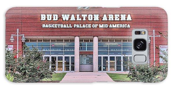 Bud Walton Arena Galaxy Case