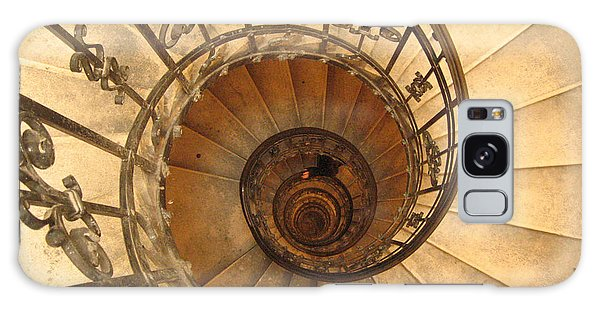 Budapest Staircase Galaxy Case