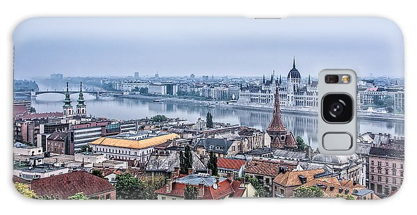 Budapest The Hidden Treasure Chest Galaxy Case