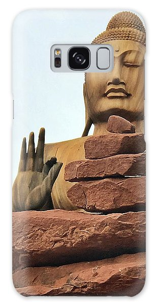 Buddha 2 Galaxy Case