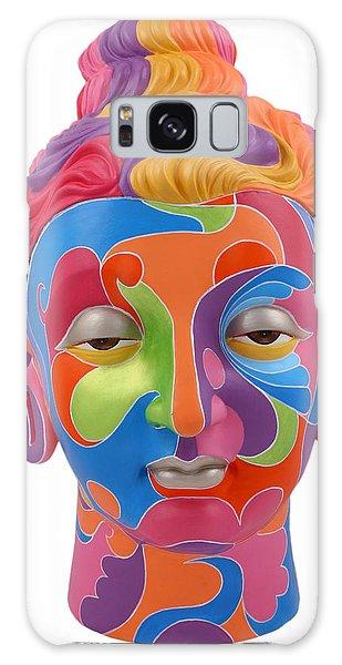 Buddha - Abstract-1 Galaxy Case
