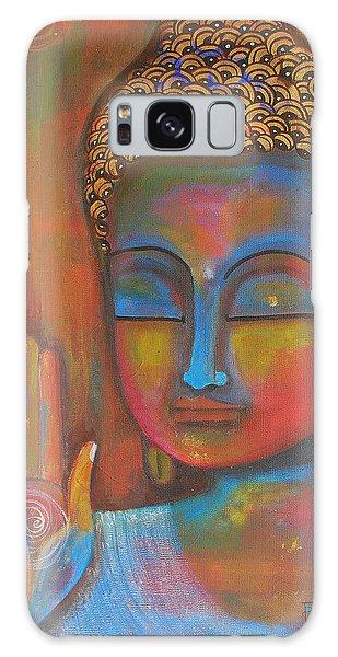Buddha Blessings Galaxy Case