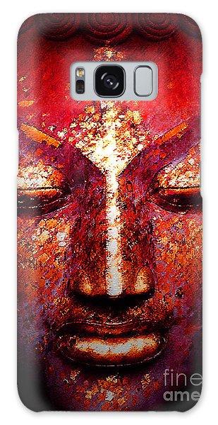 Buddha  Face Galaxy Case