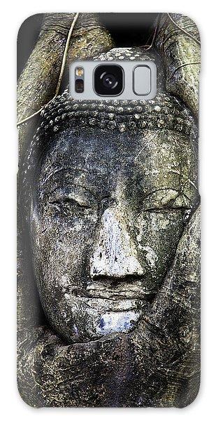 Buddha Head In Banyan Tree Galaxy Case