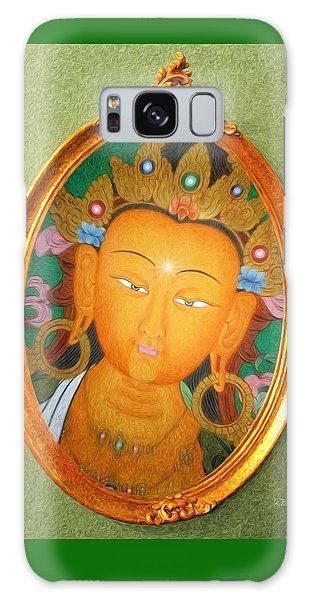 Buddha Mirror Galaxy Case