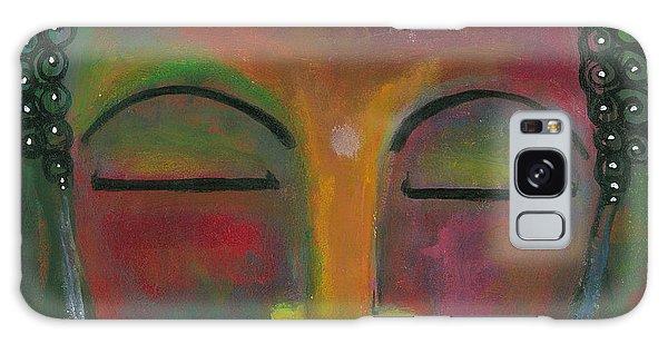 Buddha Painting Galaxy Case