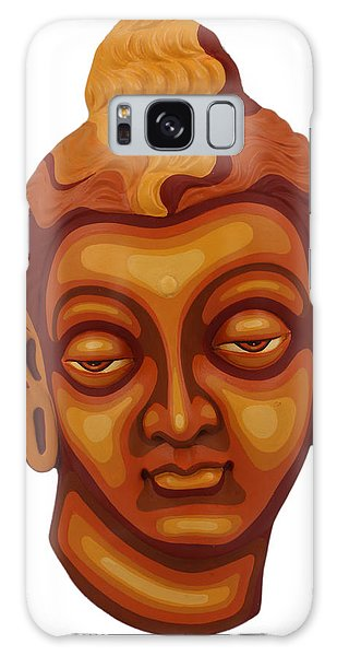 Buddha - Relief-1 Galaxy Case