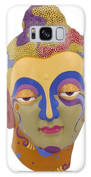 Buddha - Relief-2 Galaxy Case