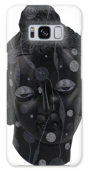 Buddha - Relief-4 Galaxy Case