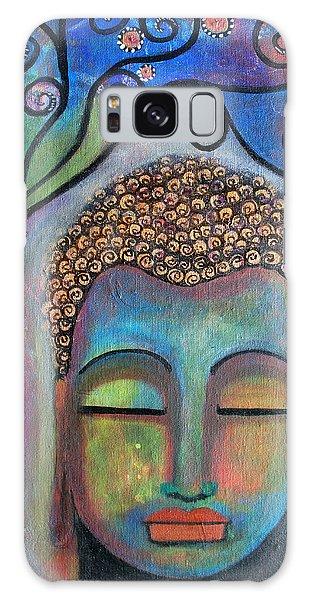 Buddha With Tree Of Life Galaxy Case
