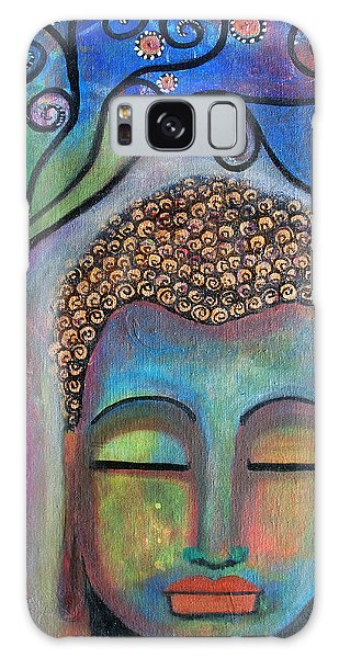 Buddha With Tree Of Life Galaxy Case