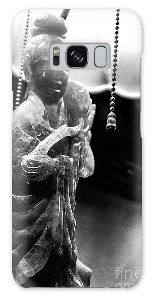 Buddha's Light Galaxy Case
